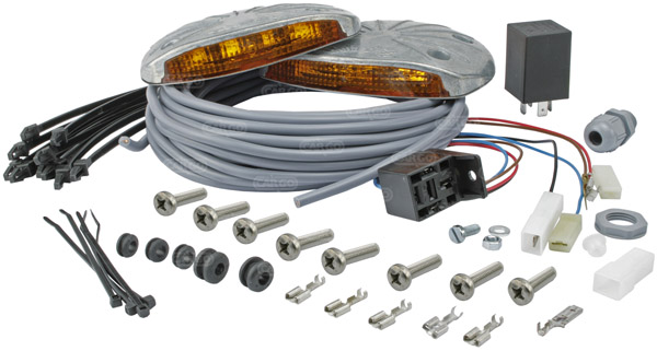 170746 - Tail Lift Lamp Set