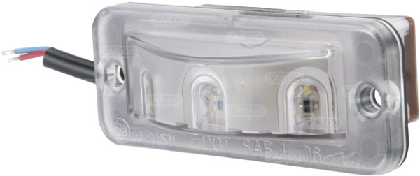 171737 - LED Numberplate Lamp