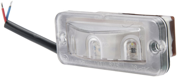 171738 - LED Numberplate Lamp