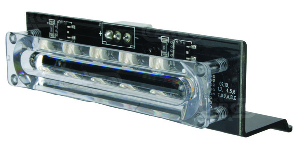 171777 - LED Flash, amber
